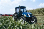 New Holland - Model T4000 Series - Utility Tractor