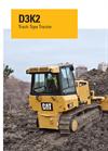 Model D3K2 - Grading Tractor Brochure