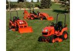 Kubota - Model BX Series - Compact Utility Tractor