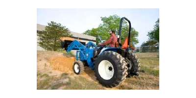 LS Tractor - Model S3010 - 4WD Compact Tractor