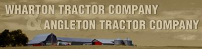 WHARTON TRACTOR COMPANY