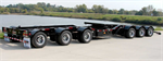 Model XL Dolly - Heavy Haul Trailers