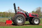 Mahindra - Model 5035 4WD HST - Compact Tractors