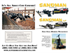 Sandman Products Specifications Brochure