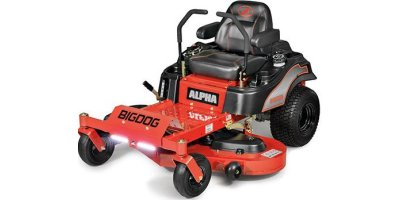 BigDog  - Model Alfa - Mowers