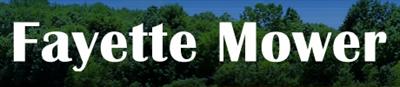 Fayette Mower