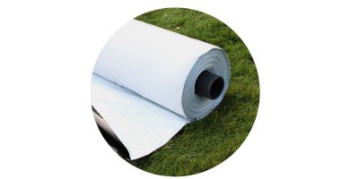 Three Layer Black and White Silage Film
