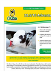 Advantage - Milk Replacer Brochure