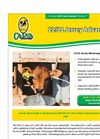 Jersey Advantage - Milk Replacer Brochure