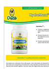 Hydro-Maxx - Gelling Electrolyte Supplement Brochure