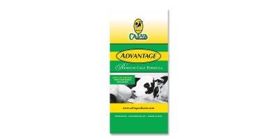 Jersey Advantage - Milk Replacer