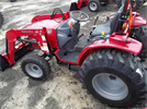 Mahindra - Model 3616 4WD - Compact Tractor Shuttle