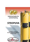Model S10 – 10 kw - Firewood Boilers Brochure