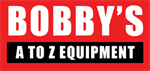 Bobbys A to Z Equipment