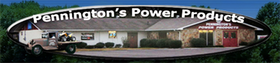 Pennington`s Power Products