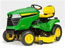 John Deere - Model X320, 54-in. Deck - Lawn Tractor
