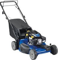Dixon ZTR - Model D149F22 - Walk-Behind Mower