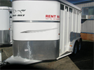 Thuro-Bilt - Model DR130001 - Maverick Horse Trailer