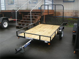 Load Trail - Model E1054440 - Utility Trailer
