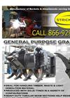 General Purpose Grapples Brochure