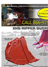 Ripper Buckets Brochure