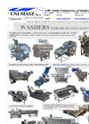 Washers for Fruit and Vegetable