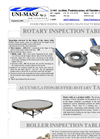 Roller Inspection Table Brochure