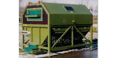 Model KS85-2 5-8 tonnes/hr  - Onion Toppers