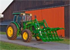 John Deere - Model 673 MSL, 6415 - Loader Tractor