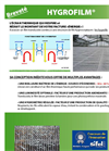 Hygrofilm - Thermal and Solar Protection Screens - Brochure