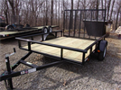Carry-On - Model 6x8GW2KPT - Utility Trailer