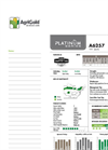 Platinum - Model A6257 - Corn Hybrids Brochure