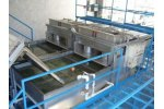 Water Hydraulic Cherry Cluster Separator