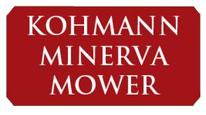 Kohmann Minerva Mowers