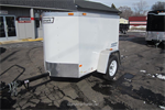 Haulmark - Model PPT4X6DS2  4'x6' - Passport Enclosed Cargo Trailer