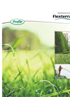 Flexterra - Model HP-FGM - High Performance-Flexible Growth Medium Brochure