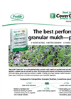 Seed Aide CoverGrow - Granular Mulch  Brochure