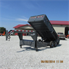 Friesen - Model 7x16 - Dump Trailer
