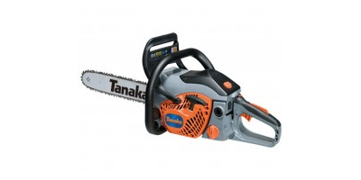Tanaka - Model TCS33EB 14 - Petrol Chainsaw With Free Starter Kit