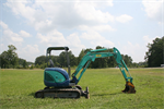 IHI - Model VX & N Series - Mini Excavators