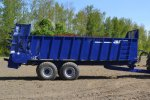 Widebody Tandem Axle Vertimax Manure Spreader