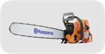 Husqvarna - Model 395 XP - Chainsaw