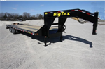 BigTex - Model 22GN-28 5 - Flatbed Trailer