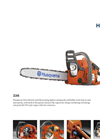 Husqvarna - 236 - Chainsaws Brochure