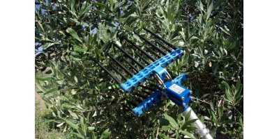 Atrax - 1600 - Olive Harvester - Electric Olive Harvesters