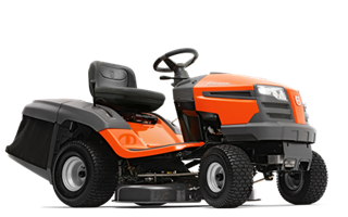 Husqvarna - Model CT154 - Medium Ride-on Mower