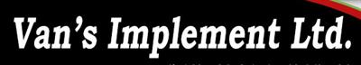 Vans Implement Ltd.
