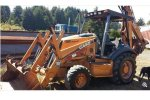 CASE - Model 580SM II - Loader Backhoes