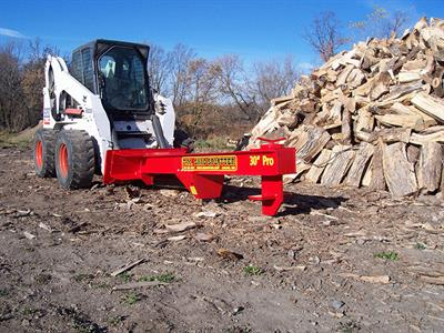 TM - Model Pro 2 - Wood Splitter