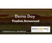 Finalists Announced for the World Agri-Tech Demo Day